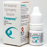 Упаковка Careprost